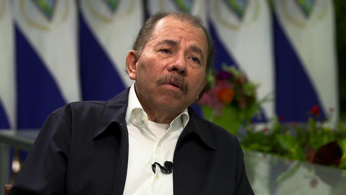vEl hasta ahora presidente de Nicaragua, Daniel Ortega. Foto: Trendsmap