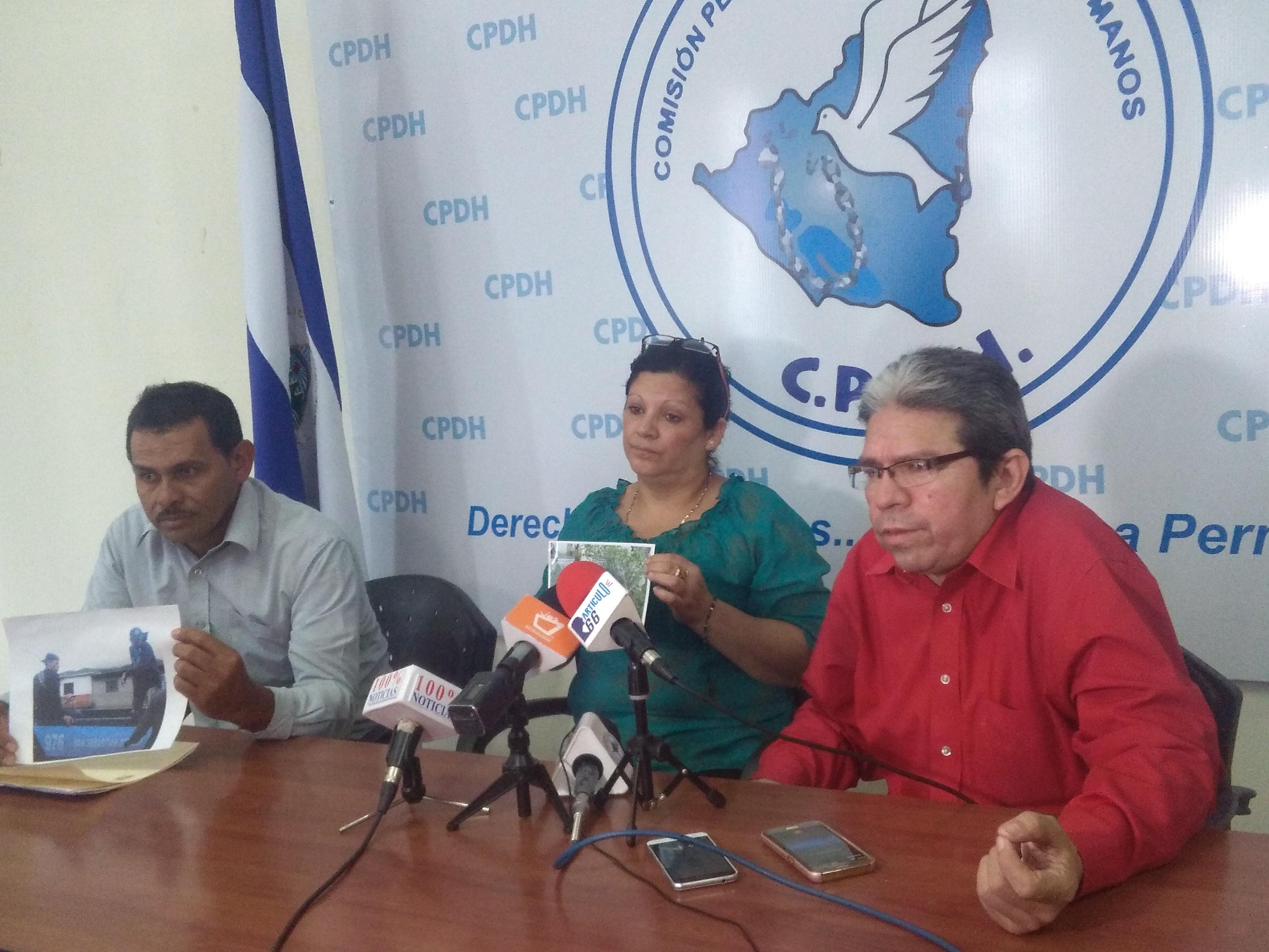 Ciudadanos denuncian detenciones arbitrarias en Jinotega y Carazo. Foto: A. Cruz