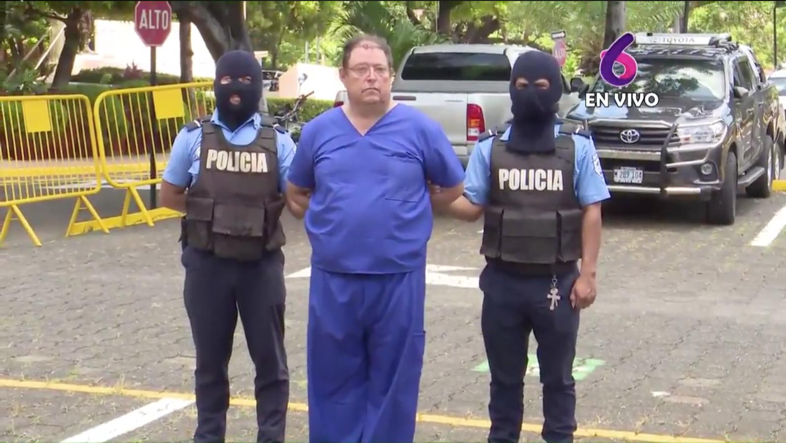 Dictadura de Ortega incrimina al catedrático Ricardo Baltodano como terrorista