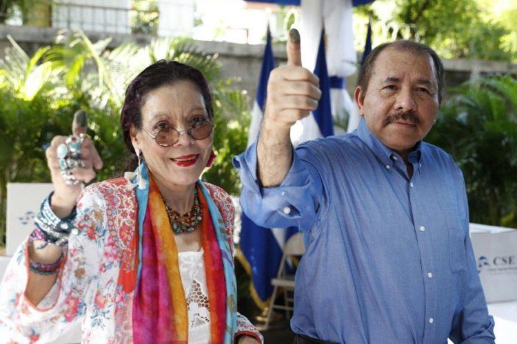 Nicaragua pide la renuncia de Ortega, según reciente encuesta de Cid Gallup. Foto/LaPrensa