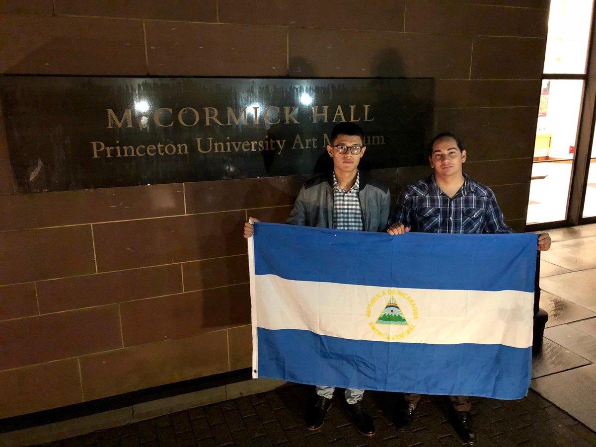 Jeancarlos se encuentra en Estados Unidos junto al líder estudiantil Lesther Alemán. Foto/TRoberts