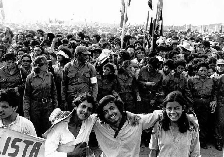 Exdirigentes estudiantiles y fundadores de la Juventud Sandinista se pronuncian contra la represión de la dictadura Ortega-Murillo. Foto/Cortesía END