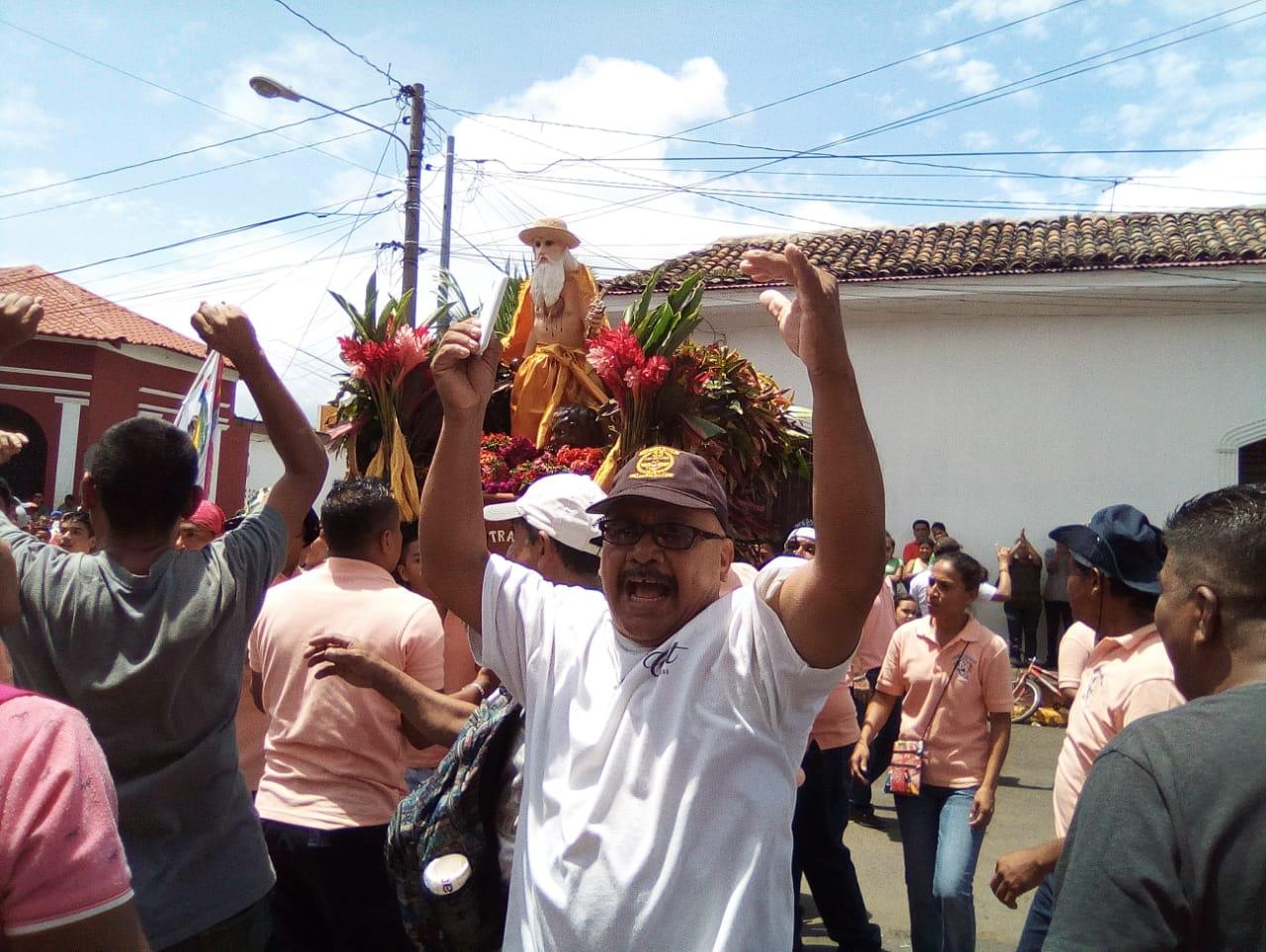 Alcaldía de Masaya declara asueto el 30 de septiembre, aunque San Jerónimo no saldrá. Foto: Archivo. Noel Miranda / Artículo 66