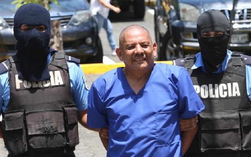 """Policía orteguista presenta a Carlos Valle como """"terrorista"""""""
