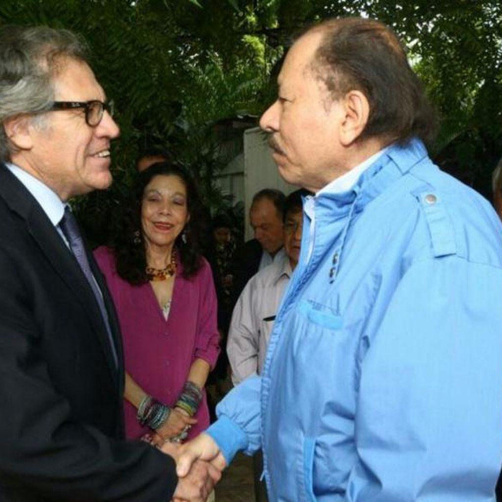 La Dictadura de Daniel Ortega pide renuncia de Luis Almagro como Secretario General de la OEA. Foto/END