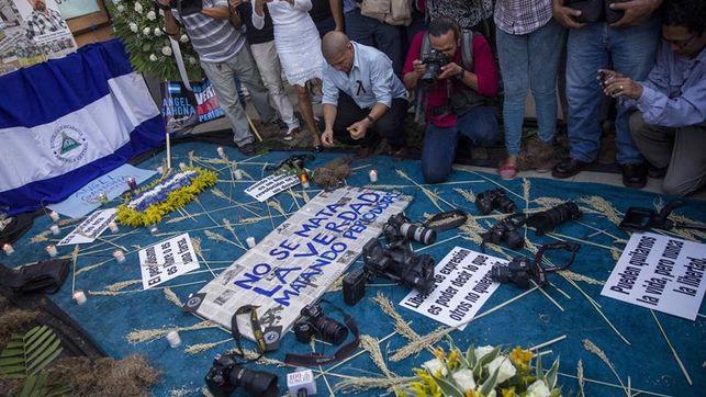 Sociedad Interamericana de Prensa alarmada por persecución a periodistas en Nicaragua