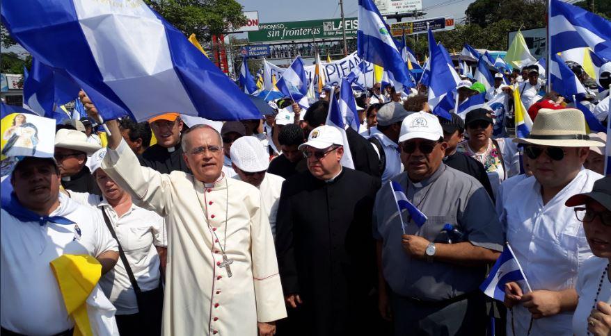 Iglesia Católica, la institución con mayor credibilidad en Nicaragua
