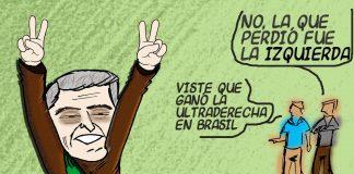 """Fascismo del bueno"", en Brasil"