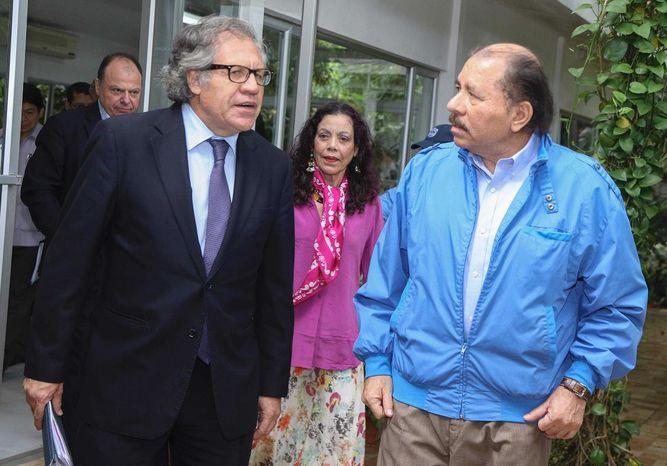 Unab llama a países miembros de la OEA a no dar tregua a Daniel Ortega