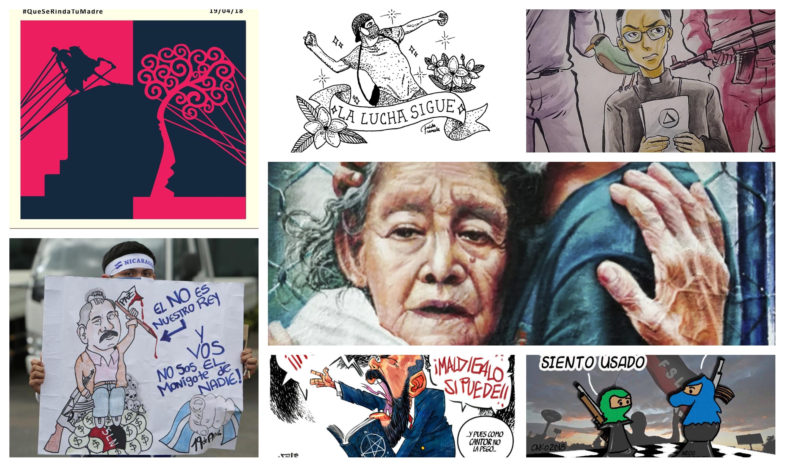 El arte en Nicaragua en tiempos de crisis