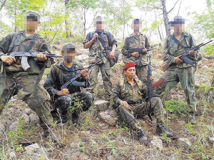Rearmados envían otro mensaje a la dictadura de Daniel Ortega. Foto/Archivo La Prensa