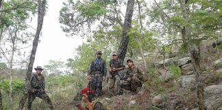 Reaparece grupo rearmado al mando de «El Flaco», tras capearse de las embestidas del Ejército. Foto/Laprensa