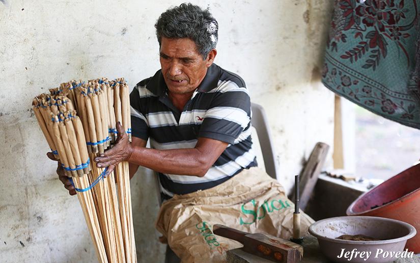 Dictadura de Ortega captura al artesano que fabricaba bombas de contacto para la revolución. Foto: El 19 Digital