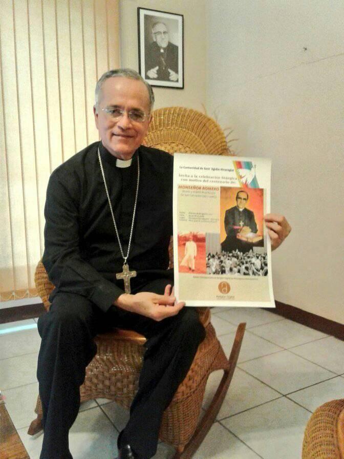 El hashtag es usado para compartir todo lo alusivo al arzobispo mártir salvadoreño. Foto: I. Gonzáles