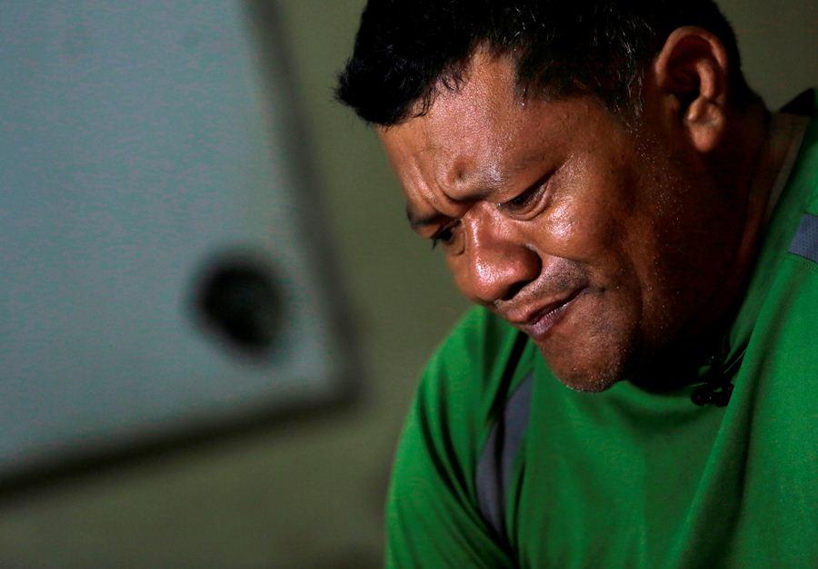 Profesor Álvaro Gómez: «Han pasado tres años y aún no he terminado de llorar a mi hijo»