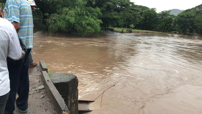Lluvias dejan 11 víctimas mortales en Nicaragua