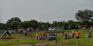 FSLN mantiene a tomatierras en más de siete mil manzanas agrícolas. Foto/LaPrensa