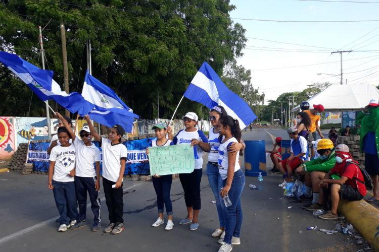 CIDH Alertan sobre nueva ola de represión en Nicaragua. Foto/LaPrensa
