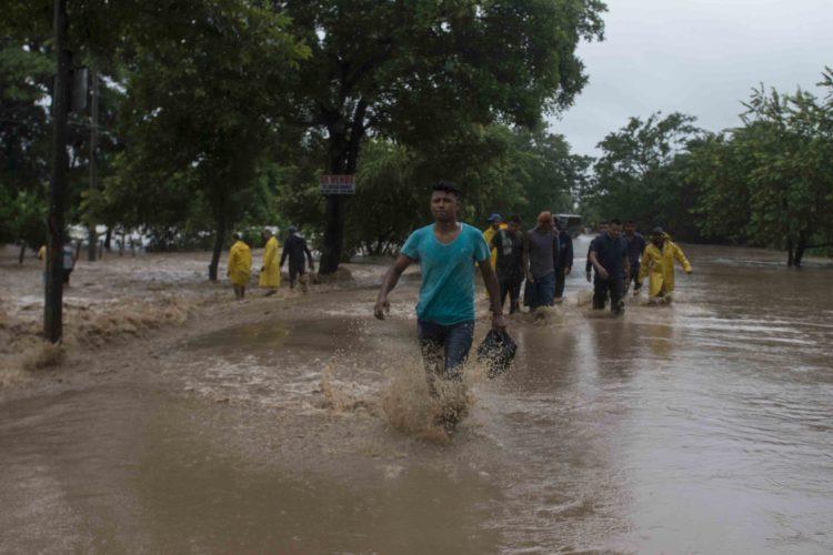 Se esperan más lluvia en toda Nicaragua. Foto/LaPrensa