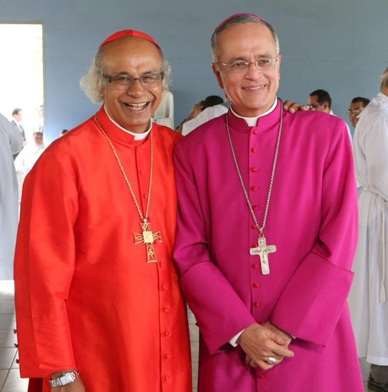"""Cardenal Brenes: """"Pequeño grupito aislado"""" fue el impulsor de carta contra Monseñor Báez"""
