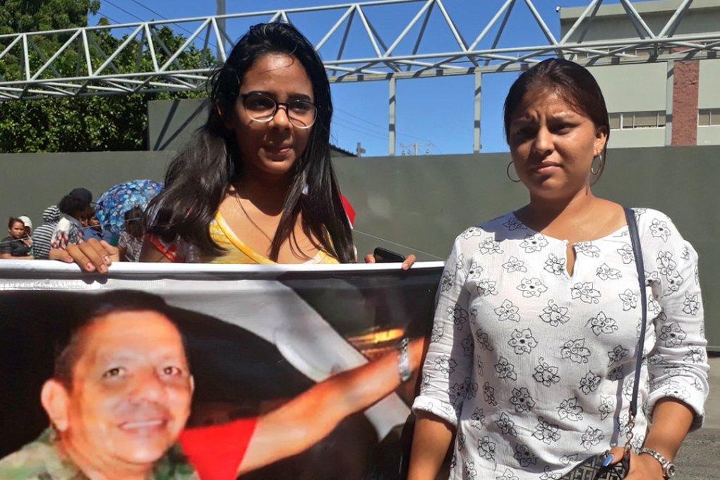 Liberan a las hermanas Valle tras brutal agresión policial y detención ilegal