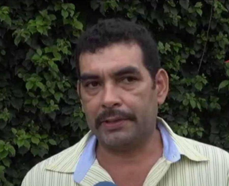 Lener Fonseca, líder campesino. Foto: La Prensa