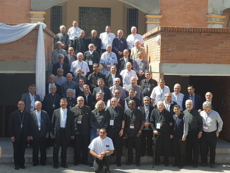 Obispos de Centroamérica apoyan demandas democratizadoras del pueblo nicaragüense