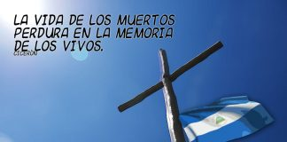 La Caricatura: Nicaragua no olvidará a los héroes asesinados por la dictadura