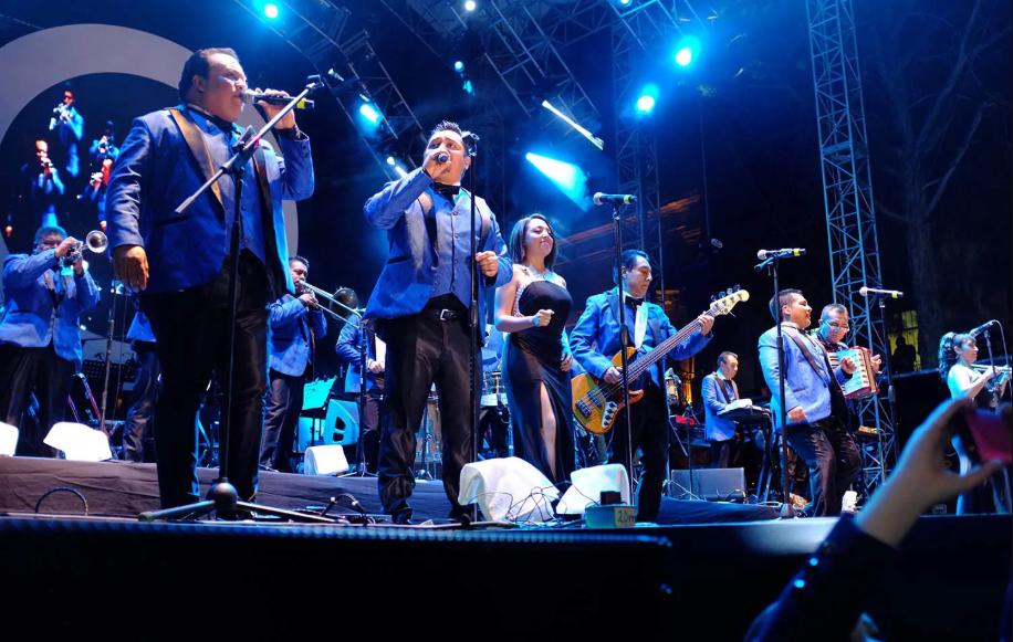 Inicia boicot contra el concierto en Nicaragua de Los Ángeles Azules . Foto tomada de Internet