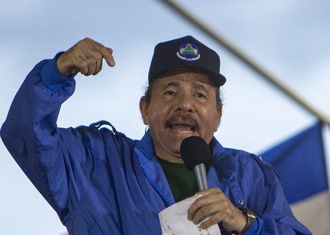 El comandante se queda, Ortega cancela su participación en la Cumbre Iberoamericana. Foto/EFE