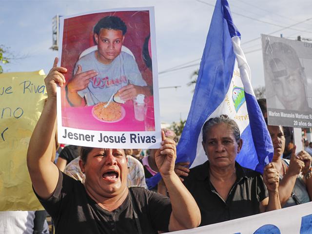 Madres de abril continúan demandando justicia. Foto: Metro