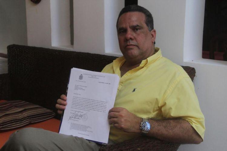 Mauricio Álvarez, fue secuestrado y amenazado por la Policía orteguista. Foto: La Prensa
