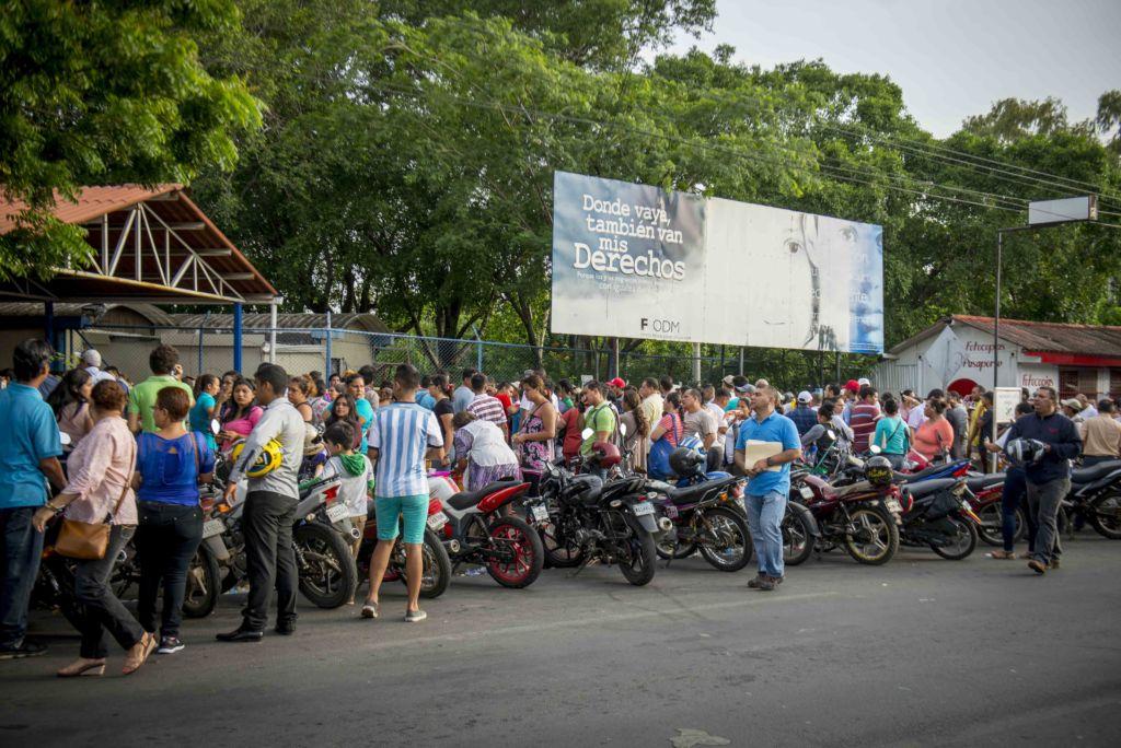Costa Rica otorgará permiso laboral a refugiados nicaragüenses. FOTO/LA PRENSA/CARLOS VALLE.