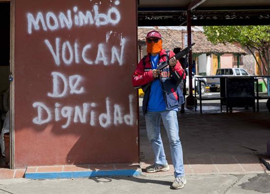 Amenazan de muerte a pobladores de Monimbó que han protestado contra la dictadura. Foto: EFE