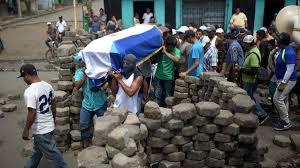 CIDH eleva a 328 el número de muertos por la crisis que vive Nicaragua. Foto: AFP