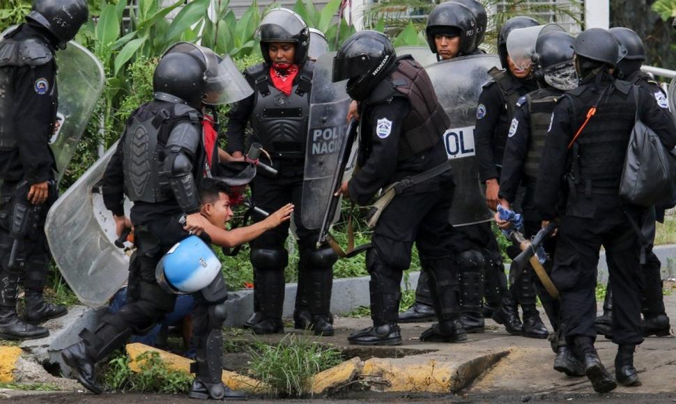Movimiento Sindical de Guatemala preocupado por violaciones a los DD. HH. de los nicaragüenses. Foto: END