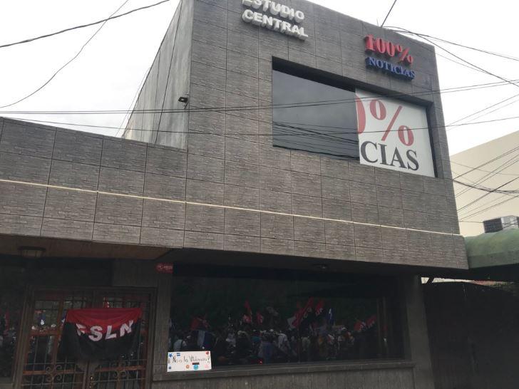 Dictadura de Ortega ordena la salida de 100% Noticias de la señal satelital. Foto: Cortesía