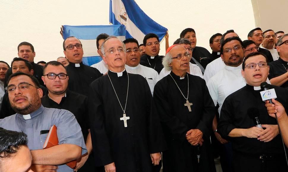 Monseñor Silvio José Báez, personaje eclesial del año 2018 en Nicaragua. Foto: Cortesía