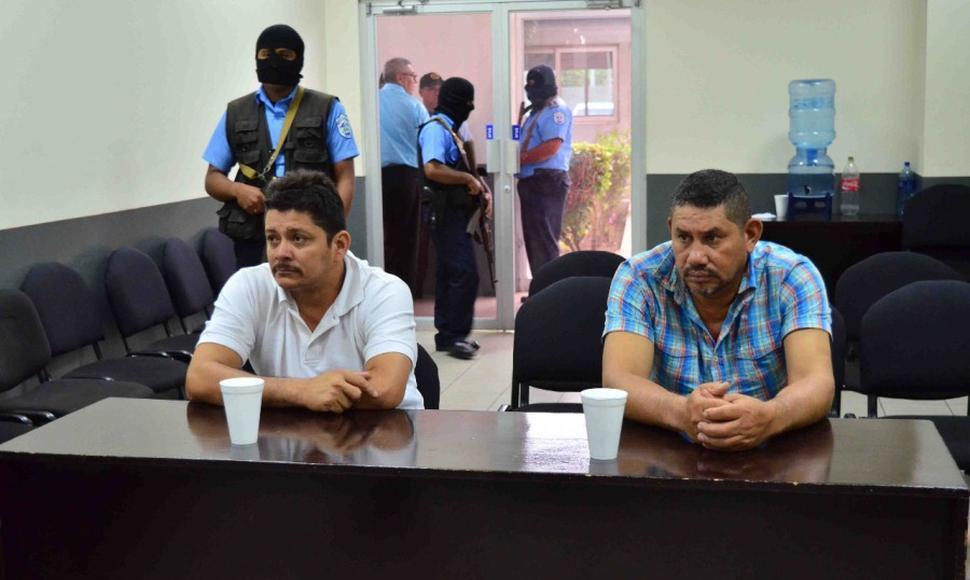 Líderes campesinos Medardo Mairena y Pedro Mena, declarados culpables por juez sandinista