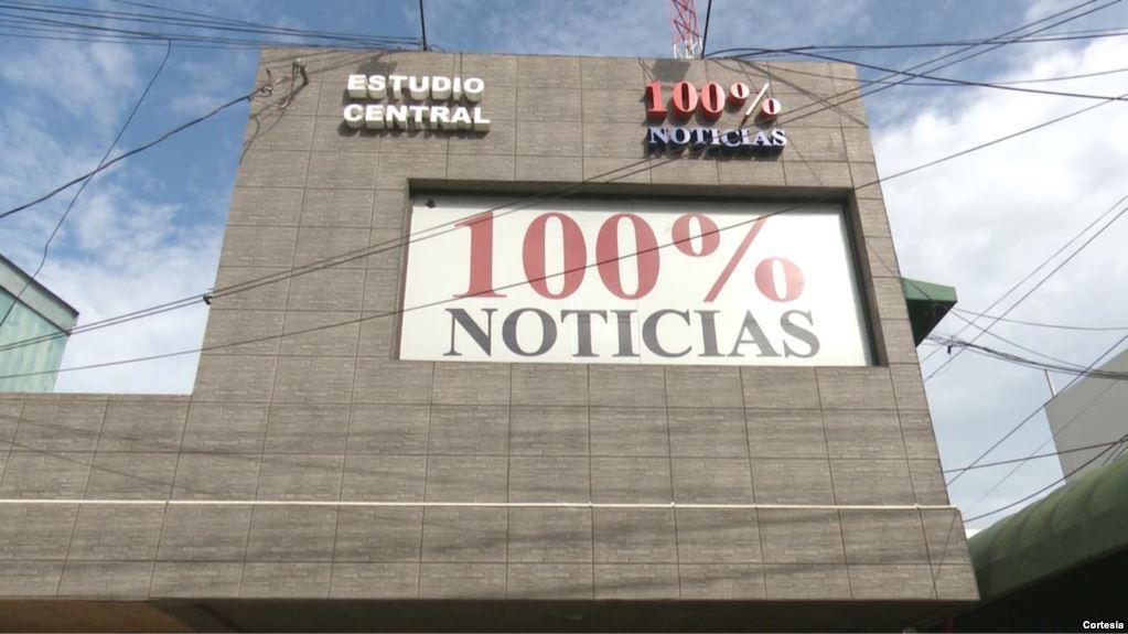 Régimen orteguista confirma a la CIDH que no devolverá el canal 100% Noticias. Foto: Cortesía