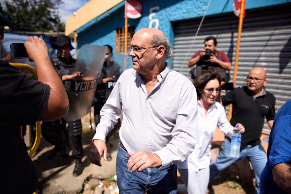 Fundación Gabriel García Márquez condena ataque contra el periodista Carlos Fernando Chamorrro. Foto/Confidencial
