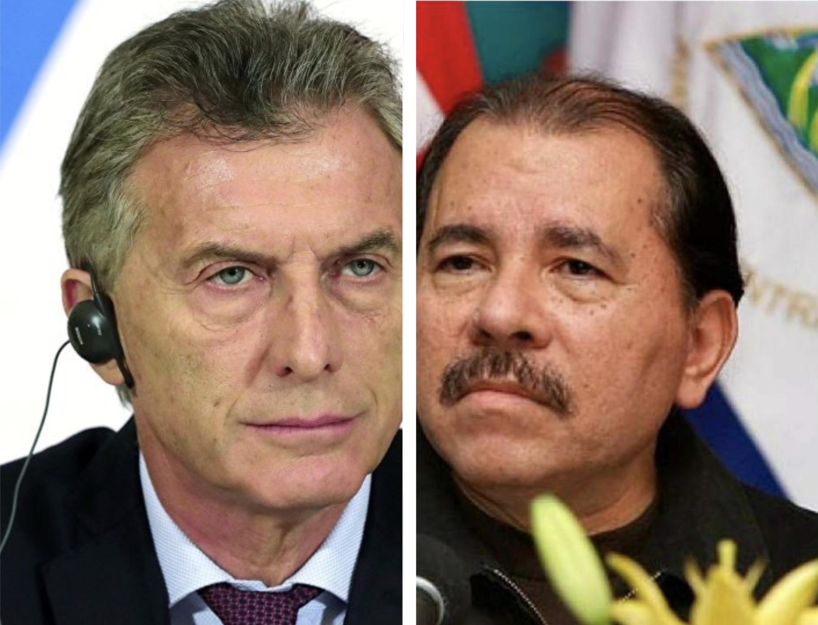 Argentina rompe relaciones con la dictadura de Ortega