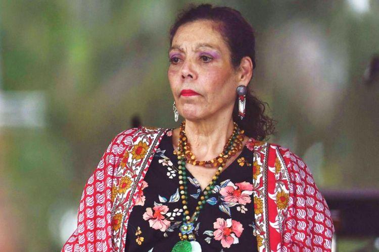 Rosario Murillo. Foto: La Prensa