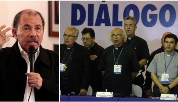 """Daniel Ortega atacó a los Obispos y pretendió dar clases de """"cristianismo"""""""