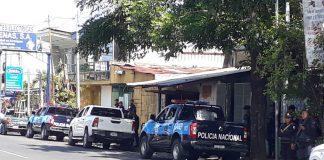 Cercanías de la CPDH. Foto: Cortesía.