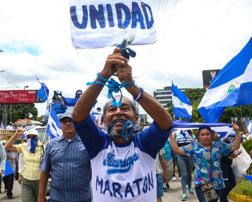 Juez ordena libertad para el maratonista Alex Venegas, pero la policía orteguista lo mantiene en El Chipote. Foto/END