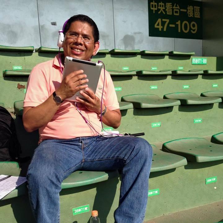 Miguel Mendoza, cronista deportivo y crítico de la dictadura de Ortega. Foto: tomada del perfil de facebook.
