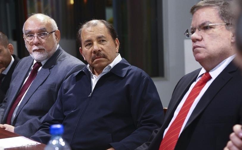 Grandes empresarios piden a Ortega diálogo, libertad para los presos políticos y elecciones libres. Foto: Confidencial