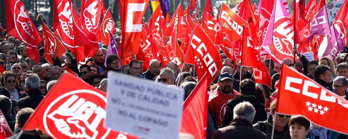 Comisiones Obreras de España, exaliadas del FNT y la CST, condenan ataques contra ONG y periodistas