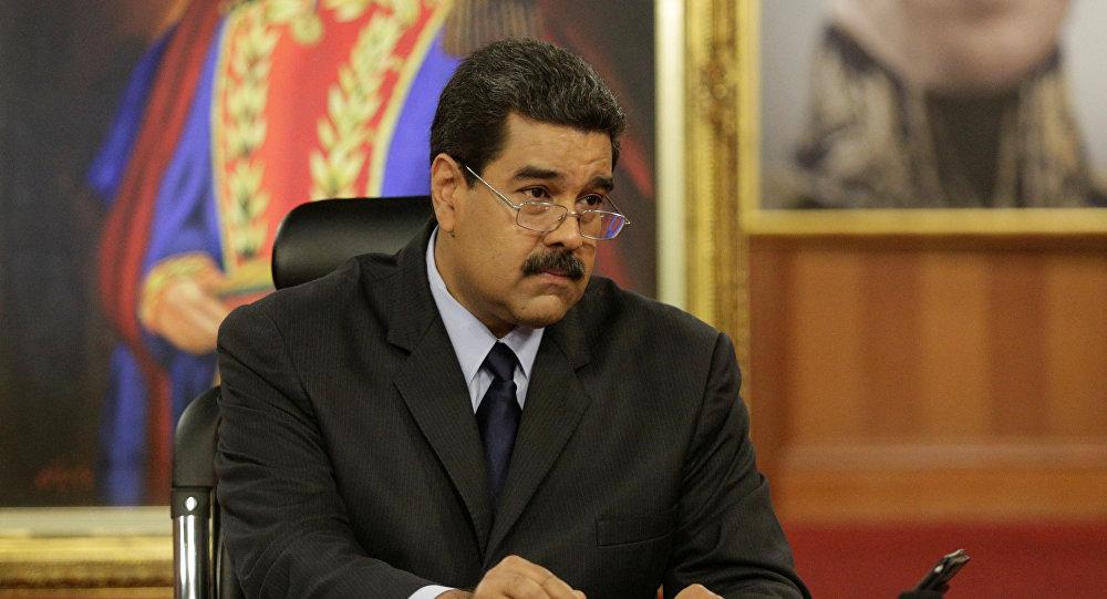 Dictador Nicolás Maduro. Foto: Tomada de la web.